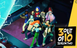 3 out of 10: Season Two for PC for free + digital download
