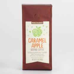 World Market Caramel Apple Coffee for $6