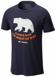 Columbia Men's Ritual Cotton T-Shirt for $10