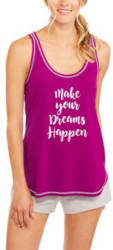 Secret Treasures Women's Jersey Sleep Tank for $2