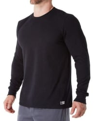 3 Russell Men's L/S Performance T-Shirts for $29