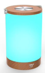 TaoTronics Color-Changing Rechargeable Lamp $20