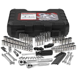 Craftsman 118pc 6-Point Mechanic's Tool Set $50