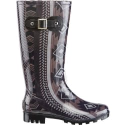 Austin Trading Co. Women's Tribal PVC Boots fro $6