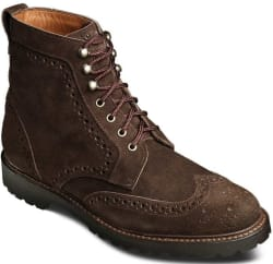 Allen Edmonds Men's Saukville Wingtip Boots $127