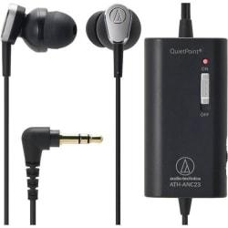 Audio-Technica QuietPoint In-Ear Headphones $30