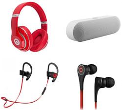 Beats at TechRabbit: Extra 20% off