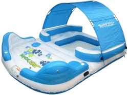 6-Person Canopy Floating Island from $100