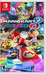 Mario Kart 8 Deluxe for Nintendo Switch for $47