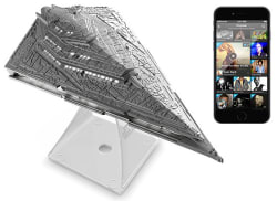 Star Wars Star Destroyer Bluetooth Speaker for $18