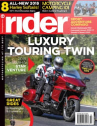 Rider Magazine 1-Year Subscription for free