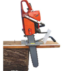 Granberg Mini Mill Chainsaw Attachment for $75
