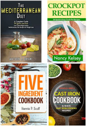 Cooking eBooks for Kindle for free