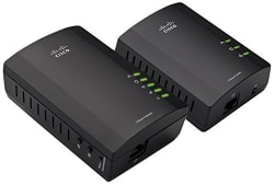 Linksys AV200 WiFi Network Extender Kit for $20