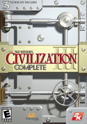 Civilization III Complete Edition for PC 64 cents
