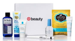 Target 7-Piece April Beauty Box for $7