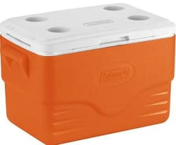 Coleman 36-Quart Performance Cooler for $15