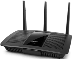Linksys 802.11ac Dual-Band Router, Extender $140