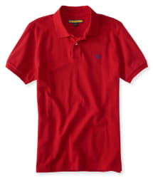 Aeropostale Men's Prince & Fox Pique Polo for $9