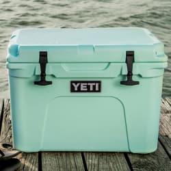 Yeti Tundra 35-Quart Cooler for $250