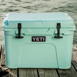 Yeti Tundra 35-Quart Cooler for $250