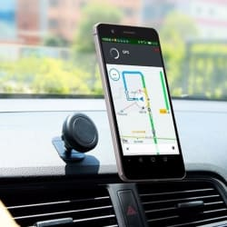 iTD Gear Magnetic Car Mount Holder for $4