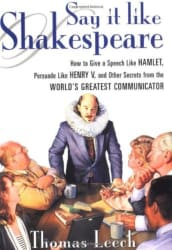 """""""Say It like Shakespeare"""" Kindle eBook for free"""