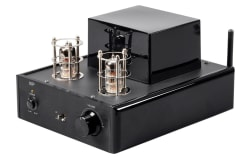Monoprice 15W Bluetooth Tube Amp / Stereo for $50