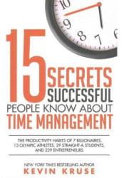 """""""15 Secrets...Time Management"""" Paperback for free"""