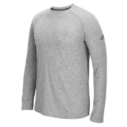 2 adidas Men's Long Sleeve Ultimate T-Shirts $21