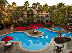 3-Star Tuscany Suites & Casino in Vegas: $27/nt