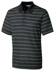 Cutter & Buck Men's Resolve Stripe Polo Shirt $19