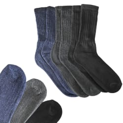 RC Collection Men's Extreme Weather Socks 3pk $6