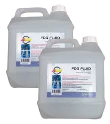 Fog Machine Fluid 4-Liter Bottle 2-Pack for $30