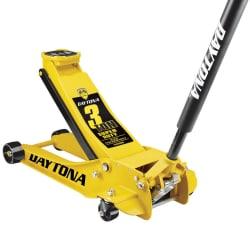 Daytona 3-Ton Super Duty Steel Floor Jack for $180