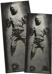 Han Solo in Carbonite Rug from $20