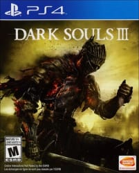 Used Dark Souls III for PS4 or XB1 for $5