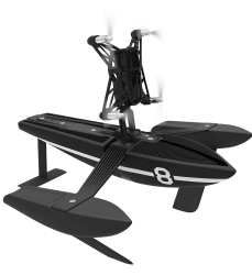 Refurb Parrot Hydrofoil Water & Air Drone for $20