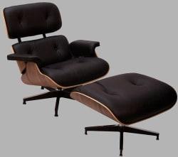 Herman Miller Eames Lounge Chair & Ottoman $3,900