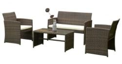 4-Piece Patio Furniture Set for $165