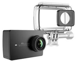 Yi 4K 12MP WiFi Sports Action Camera $180