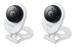 2 Refurb Samsung SmartCam WiFi 1080p Cameras $80
