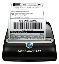 Dymo LabelWriter 4XL Thermal Label Printer $110