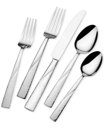 International Silver 51-Piece Flatware Set for $30