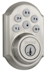 Kwikset 909 SmartCode Electronic Deadbolt for $59