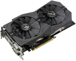 Asus ROG Radeon RX 570 4GB Video Card for $190