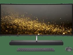 "HP Envy Kaby Lake i7 Quad 34"" Curved AIO PC $2,000"