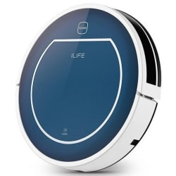 ILIFE V7 Robotic Vacuum Cleaner for $147
