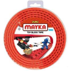 4 Zuru Mayka Toy Block Tape 2-Stud 6.5ft Rolls $30
