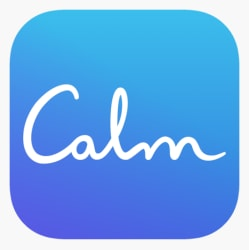 "Calm ""Calm Together"" Content for free"